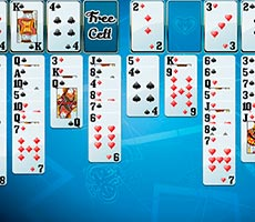 Windows Solitario Freecell